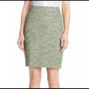 "kate spade ""skirt the rule"" tweed skirt ♣️"